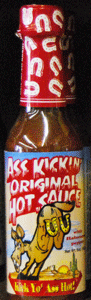 BIG Deal on Ass Kickin AK705 Original Hot Sauce, tomato